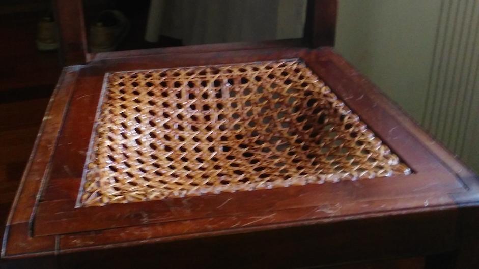 Sedie Decorate Fai Da Te : Vecchie sedie con seduta da ricoprire comefareconbarbara
