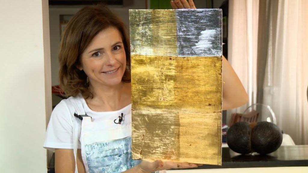 Foglia d'oro e foglia d'argento - Come si fanno la doratura e l'argentatura