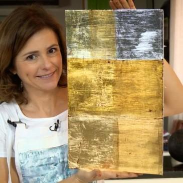 La foglia d'oro: l'arte della doratura
