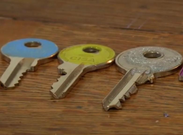 Come riconoscere le chiavi di casa