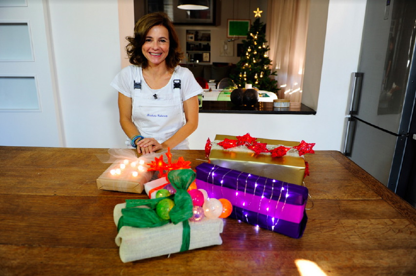 Très Pacchetti di Natale fai da te | Idee e video tutorial ZY71
