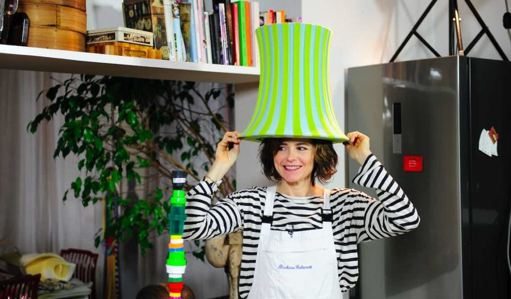 Lampada fai da te - Barbara Gulienetti