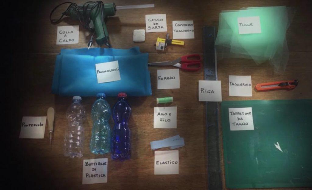Bricolage Con Bottiglie Di Plastica.Costume Da Sirena Carnevale Fai Da Te Come Fare Con Barbara