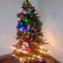 L'albero della figlia di Maria (8 anni)